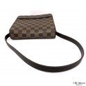 Bolso hombro LOUIS VUITTON modelo TRIBECA CARRÉ PM