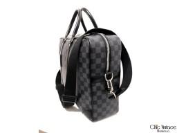 Bolso bandolera LOUIS VUITTON Graphitte