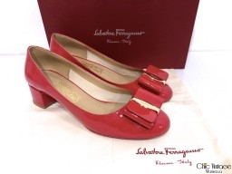 Manoletinas SALVATORE FERRAGAMO