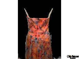 Vestido BLUGIRL Seda