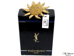 Broche YVES SAINT LAURENT