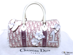 Bolso CHRISTIAN DIOR Flower
