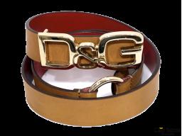 Cinturón D&G Marrón