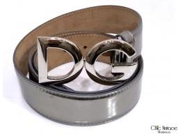 Cinturón Dolce Gabbana  Plateado