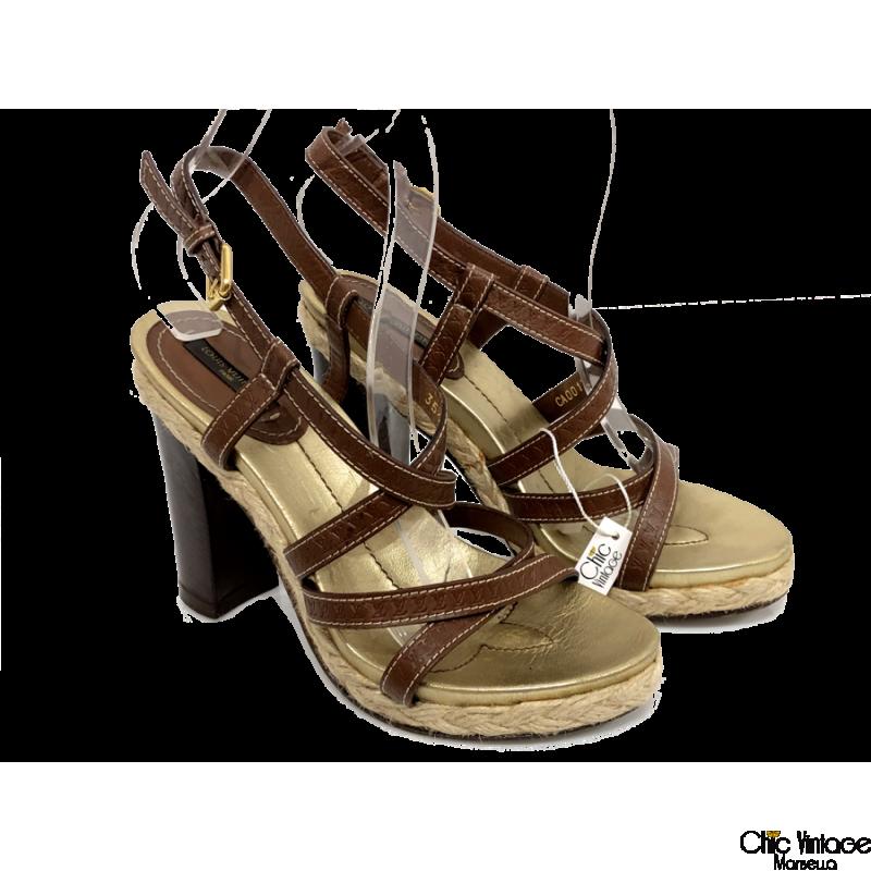 Sandalias de Tiras LOUIS VUITTON