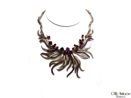 Collar OSCAR DE LA RENTA Fenix