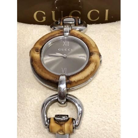 Reloj GUCCI Bambú