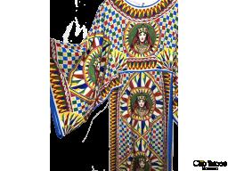 Vestido Vintage DOLCE GABBANA 2019