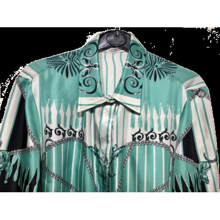 Vestido Camisero Vintage VERSACE COLLECTION