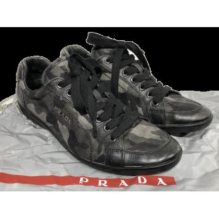Sneakers Vintage PRADA Camuflaje