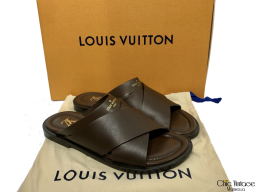 Mules Vintage LOUIS VUITTON