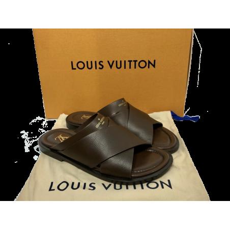 Mules Vintage LOUIS VUITTON