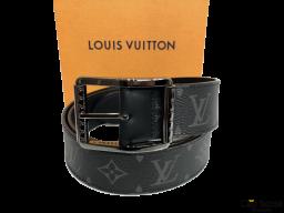 Cinturón LOUIS VUITTON Ecilpse LV