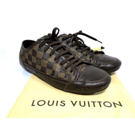 Sneakers Vintage LOUIS VUITTON Damier