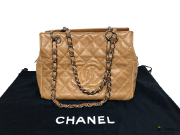 Bolso Vintage CHANEL Tote Timeless PM