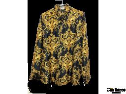 Camisa Seda V2 By VERSACE...