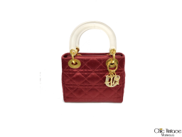 Bolso DIOR Mini Lady Dior...