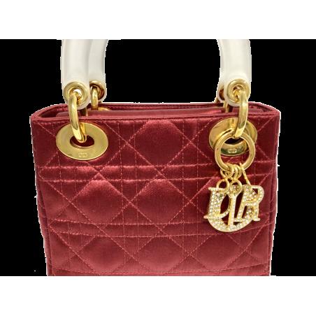 Bolso Vintage DIOR Mini Lady Dior