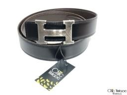 Cinturón Vintage HERMÈS Reversible