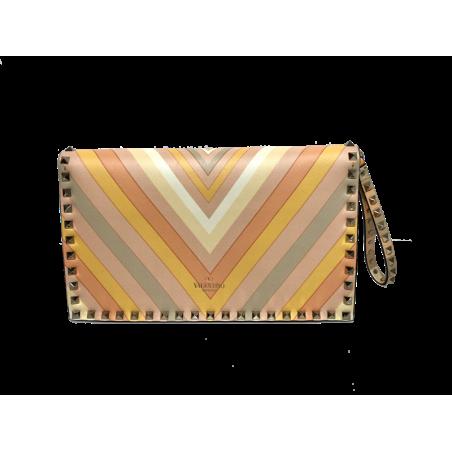 Pochette Vintage VALENTINO Native Couture 1975