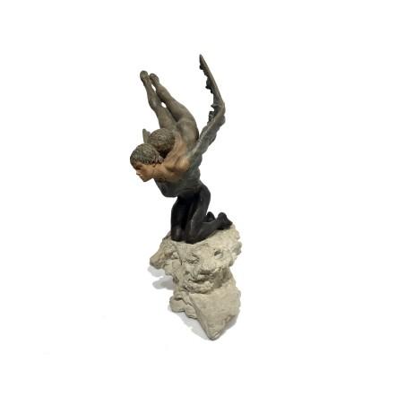 Estatua JOSEP BOFILL Bronce