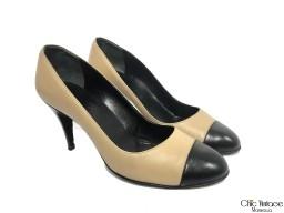 Zapatos CHANEL Bicolor