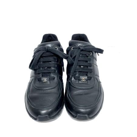 Zapatillas Cuero CHANEL
