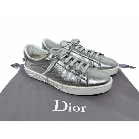 Sneakers DIOR Plateadas