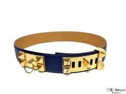 Cinturón de HERMES Collier de Chien