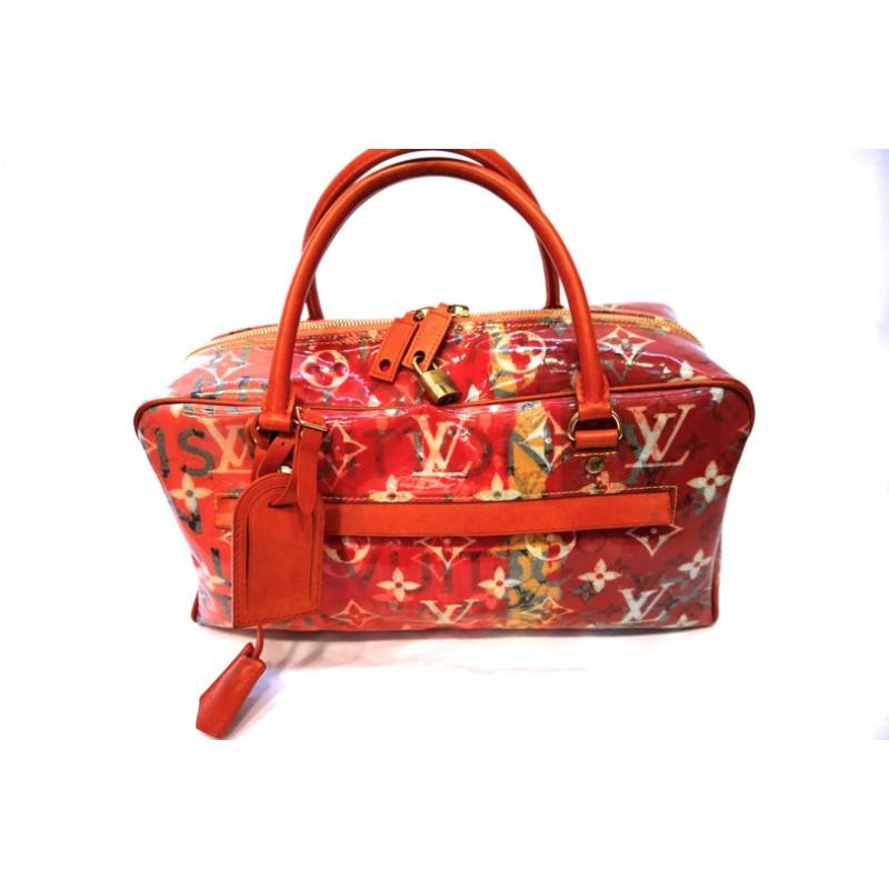 4f8d0f095 Louis Vuitton por Richard Prince – Marbella Chic Vintage Blog