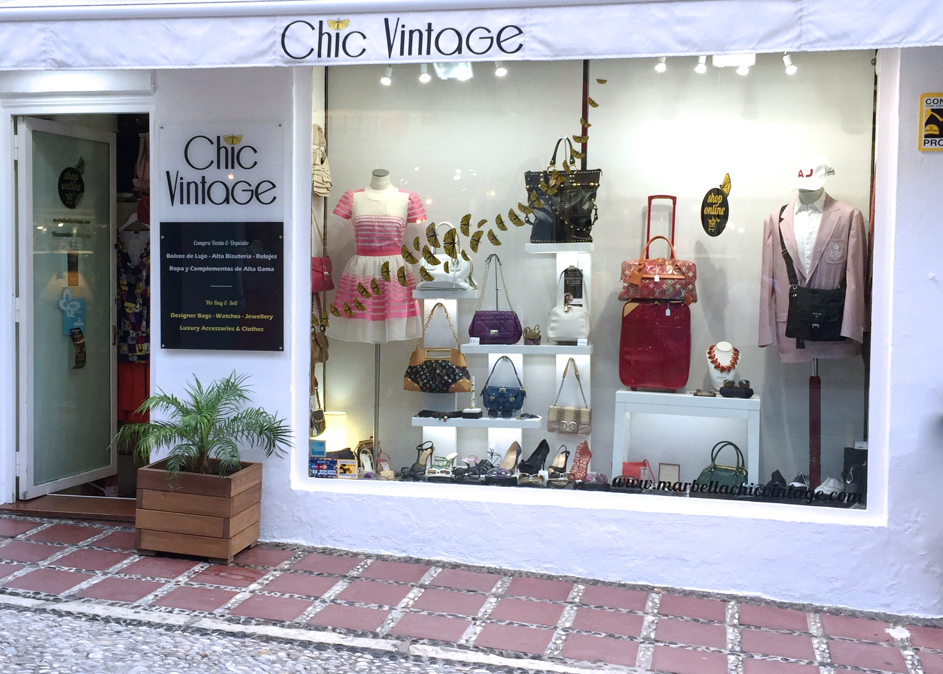 Chic Vintage Marbella